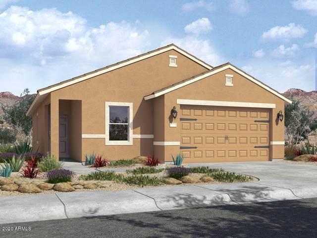 25448 W Yanez Avenue, Buckeye, AZ 85326 (MLS #6034556) :: Riddle Realty Group - Keller Williams Arizona Realty