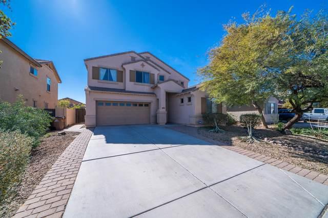 41295 W Sanders Way, Maricopa, AZ 85138 (MLS #6034559) :: Conway Real Estate