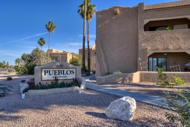8155 E Roosevelt Street #131, Scottsdale, AZ 85257 (MLS #6034604) :: Riddle Realty Group - Keller Williams Arizona Realty