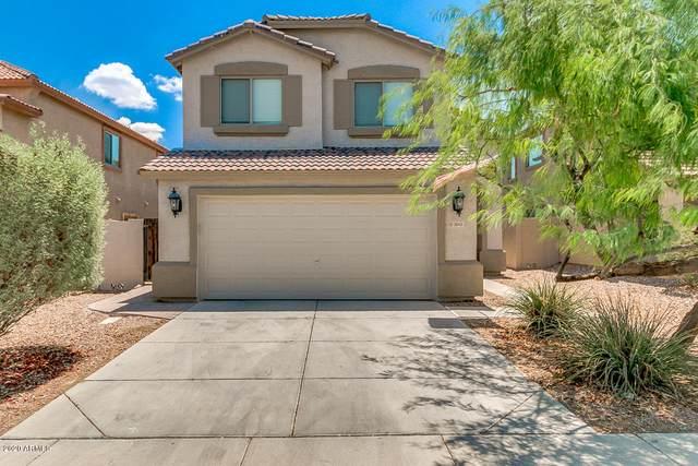 3845 W Goldmine Mountain Drive, Queen Creek, AZ 85142 (MLS #6034608) :: Conway Real Estate