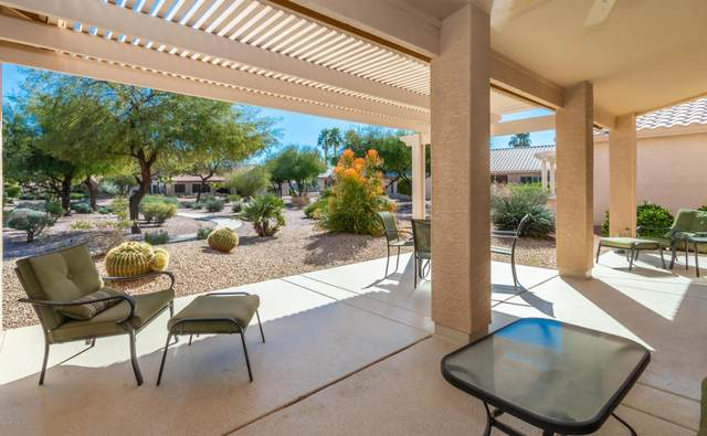 3321 N 157TH Avenue, Goodyear, AZ 85395 (MLS #6034620) :: Devor Real Estate Associates