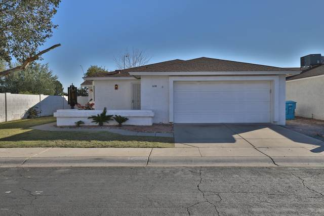501 W Beverly Lane, Phoenix, AZ 85023 (MLS #6034622) :: Openshaw Real Estate Group in partnership with The Jesse Herfel Real Estate Group