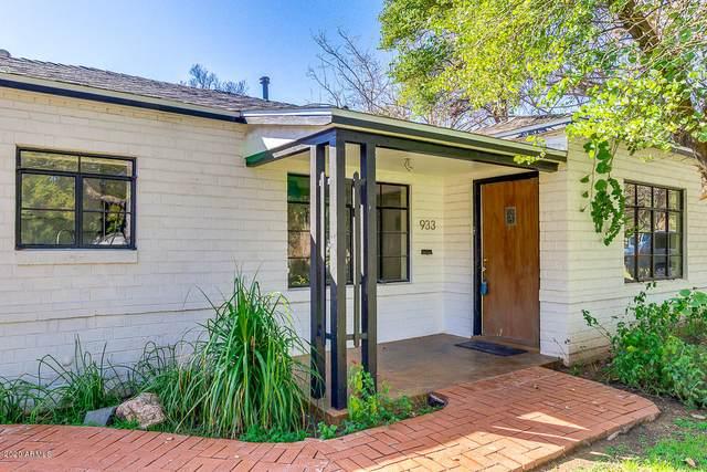 933 W Mackenzie Drive, Phoenix, AZ 85013 (MLS #6034640) :: The Daniel Montez Real Estate Group