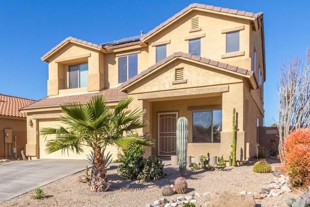 3948 N 294TH Lane, Buckeye, AZ 85396 (MLS #6034697) :: Brett Tanner Home Selling Team