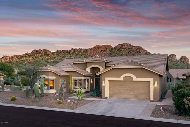 4767 S Crested Saguaro Lane, Gold Canyon, AZ 85118 (MLS #6034732) :: The Helping Hands Team