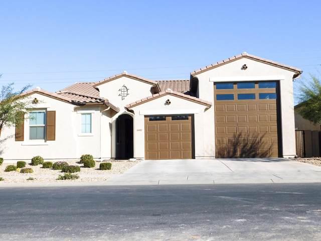 16082 W Shaw Butte Drive, Surprise, AZ 85379 (MLS #6034800) :: The Kenny Klaus Team