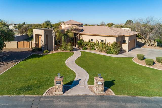 24706 S 182ND Place, Gilbert, AZ 85298 (MLS #6034815) :: Midland Real Estate Alliance