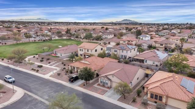 637 W Prickly Pear Drive, Casa Grande, AZ 85122 (MLS #6034829) :: The Kenny Klaus Team