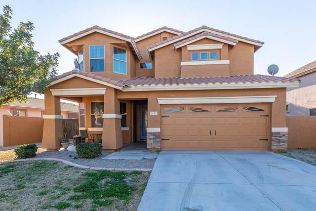 2735 N 153RD Drive, Goodyear, AZ 85395 (MLS #6034848) :: Conway Real Estate