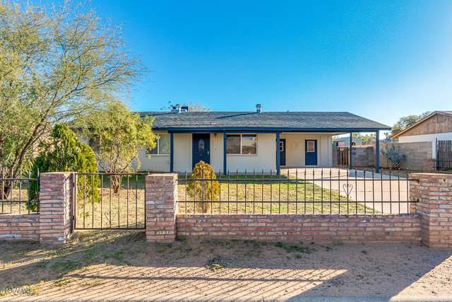 519 E Irene Street, Casa Grande, AZ 85122 (MLS #6034863) :: Lux Home Group at  Keller Williams Realty Phoenix
