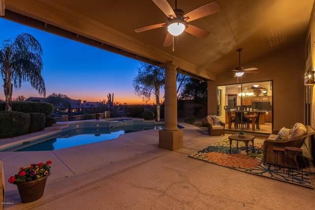 12647 E Kalil Drive, Scottsdale, AZ 85259 (MLS #6034864) :: Conway Real Estate