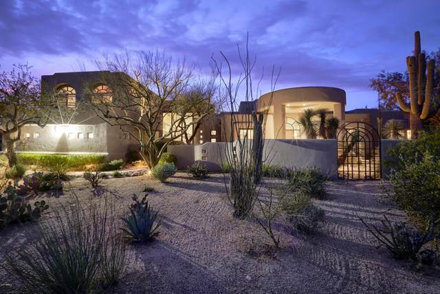 10040 E Happy Valley Road #302, Scottsdale, AZ 85255 (MLS #6034878) :: The Daniel Montez Real Estate Group