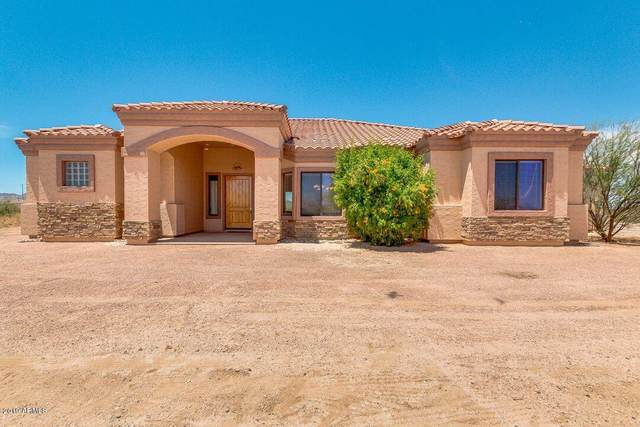 2718 N Mallee Place, Maricopa, AZ 85139 (MLS #6034931) :: The W Group
