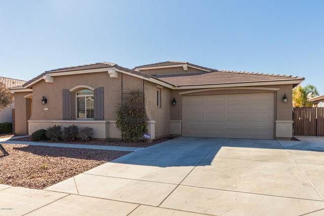 585 W Yellow Wood Avenue, San Tan Valley, AZ 85140 (MLS #6034944) :: Riddle Realty Group - Keller Williams Arizona Realty