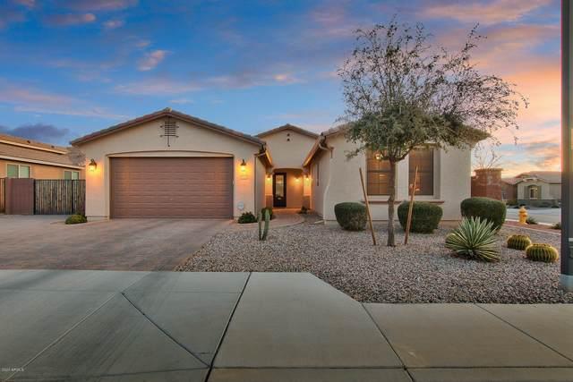1121 W Oleander Avenue, Queen Creek, AZ 85140 (MLS #6034948) :: Riddle Realty Group - Keller Williams Arizona Realty