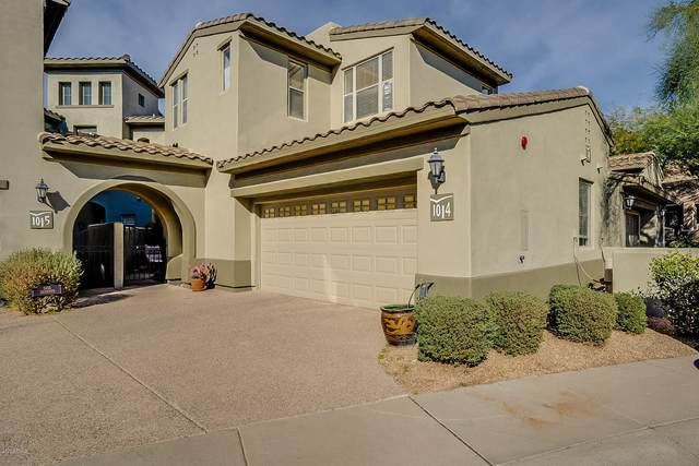 20802 N Grayhawk Drive #1014, Scottsdale, AZ 85255 (MLS #6034949) :: The W Group