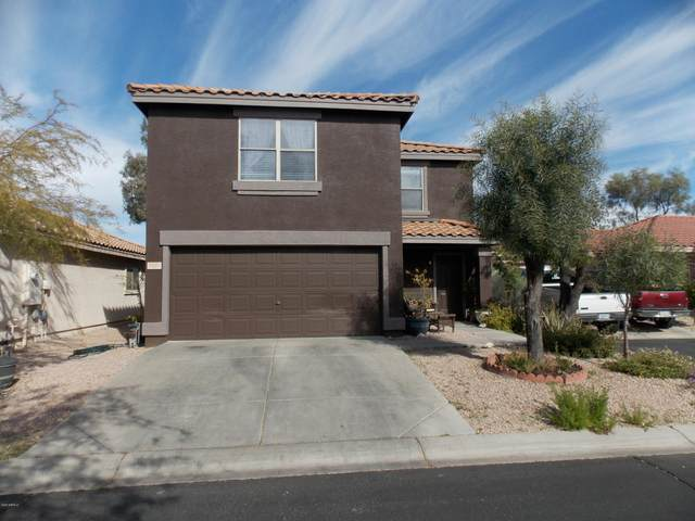3237 S Chaparral Road, Apache Junction, AZ 85119 (MLS #6034980) :: Revelation Real Estate