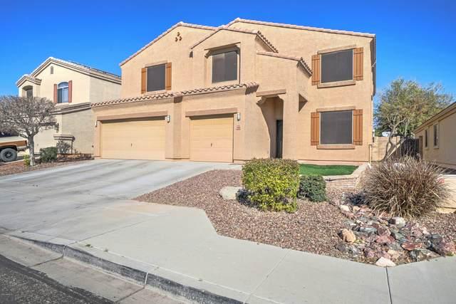 11808 W Electra Lane, Sun City, AZ 85373 (MLS #6034995) :: Cindy & Co at My Home Group