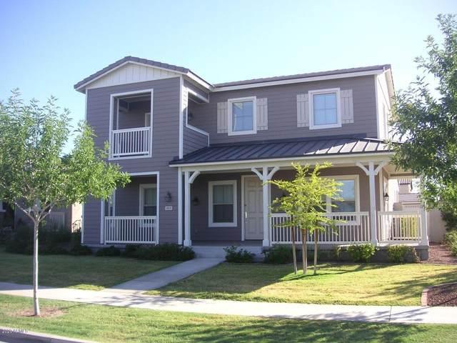 2829 N Heritage Street, Buckeye, AZ 85396 (MLS #6035029) :: The Laughton Team