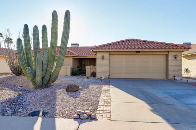 1440 Leisure World, Mesa, AZ 85206 (MLS #6035035) :: Devor Real Estate Associates