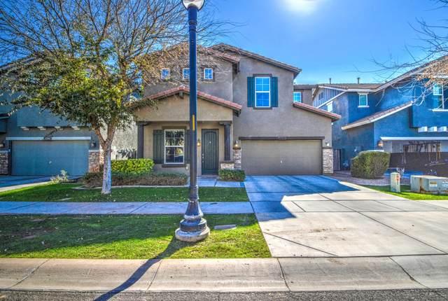 3425 E Mesquite Street, Gilbert, AZ 85296 (MLS #6035066) :: Scott Gaertner Group