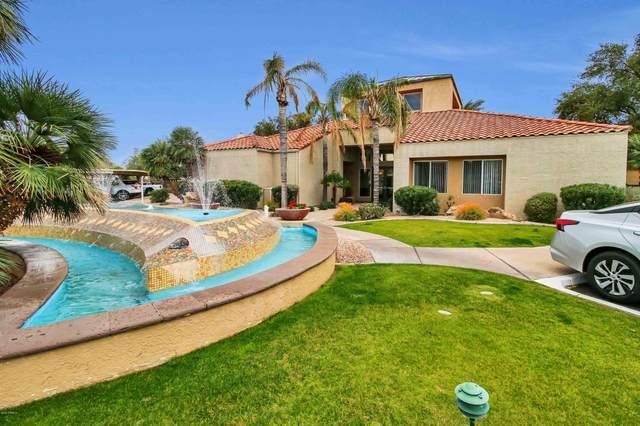 11375 E Sahuaro Drive #2064, Scottsdale, AZ 85259 (MLS #6035082) :: Conway Real Estate