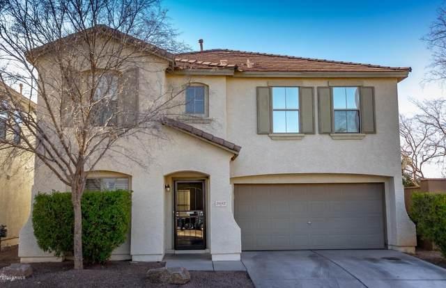 2682 S Southwind Drive, Gilbert, AZ 85296 (MLS #6035101) :: Yost Realty Group at RE/MAX Casa Grande