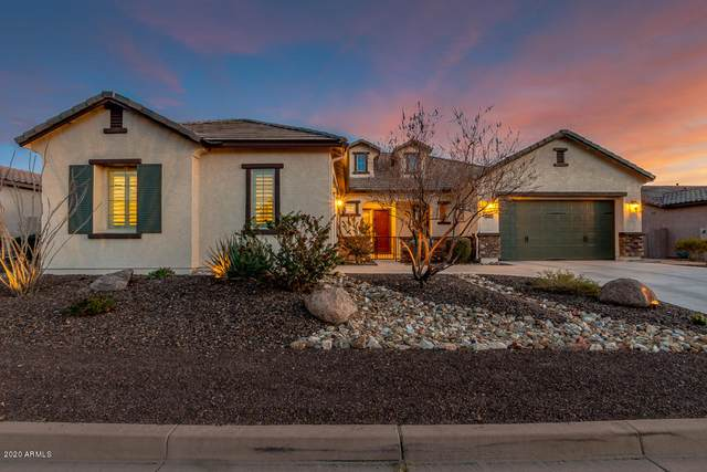 31833 N 127th Drive, Peoria, AZ 85383 (MLS #6035104) :: Riddle Realty Group - Keller Williams Arizona Realty
