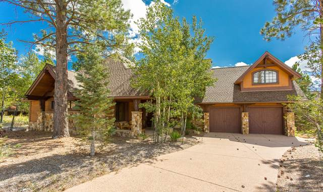 1701 E Mossy Oak Court, Flagstaff, AZ 86005 (MLS #6035105) :: The W Group