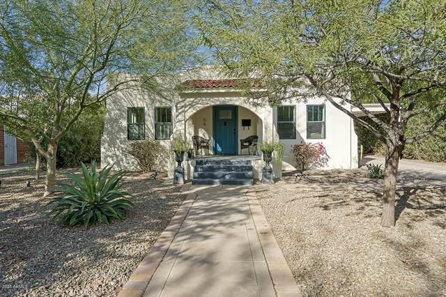 54 W Edgemont Avenue, Phoenix, AZ 85003 (MLS #6035109) :: My Home Group