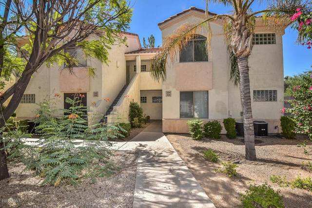 5249 E Shea Boulevard #204, Scottsdale, AZ 85254 (MLS #6035145) :: Riddle Realty Group - Keller Williams Arizona Realty