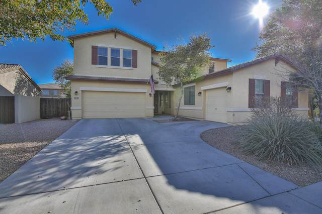 295 W Blue Lagoon Drive, Casa Grande, AZ 85122 (MLS #6035147) :: The Kenny Klaus Team