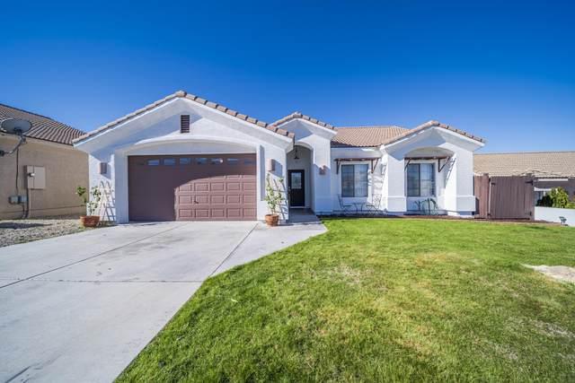 600 E Desert Canyon Road, Wickenburg, AZ 85390 (MLS #6035151) :: The C4 Group