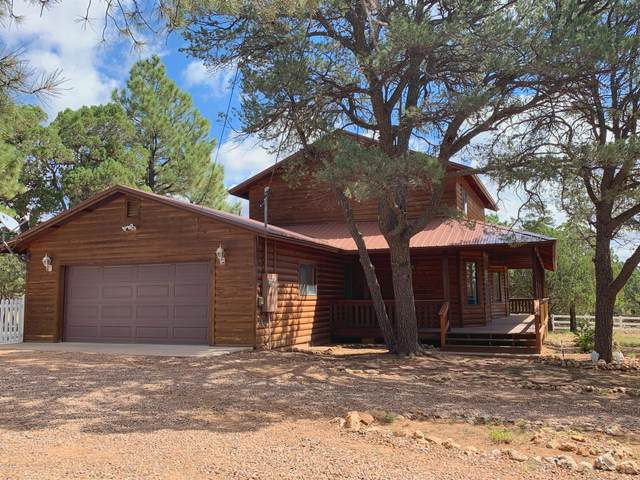 2182 Rimview Trail, Overgaard, AZ 85933 (MLS #6035174) :: Openshaw Real Estate Group in partnership with The Jesse Herfel Real Estate Group
