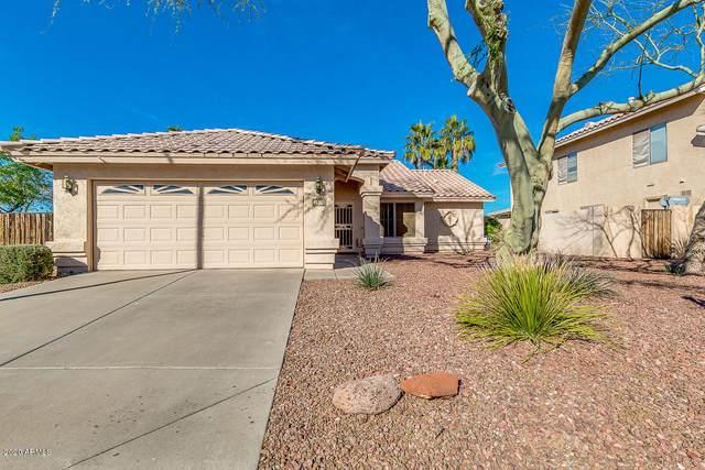 2870 S Los Altos Place, Chandler, AZ 85286 (MLS #6035177) :: The W Group