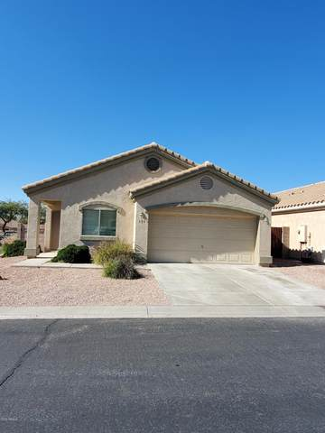 336 N 103RD Place, Apache Junction, AZ 85120 (MLS #6035185) :: Devor Real Estate Associates