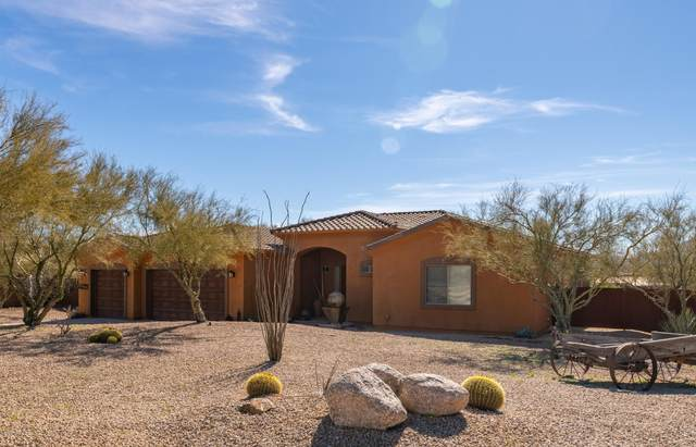 13807 E Casey Lane, Scottsdale, AZ 85262 (MLS #6035222) :: Devor Real Estate Associates