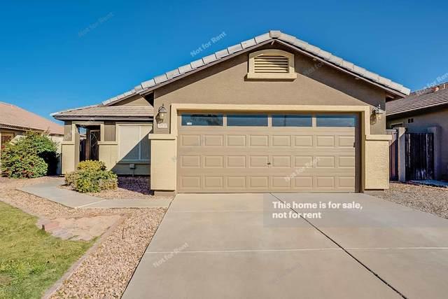 3970 E Redfield Court, Gilbert, AZ 85234 (MLS #6035248) :: Conway Real Estate