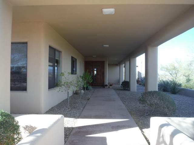 56318 N 337TH Avenue, Wickenburg, AZ 85390 (MLS #6035284) :: Lucido Agency