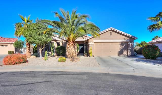 2472 E Golden Court, Casa Grande, AZ 85194 (MLS #6035290) :: Kortright Group - West USA Realty