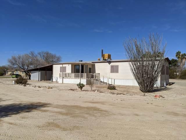 70838 Date Avenue, Wenden, AZ 85357 (MLS #6035296) :: Devor Real Estate Associates