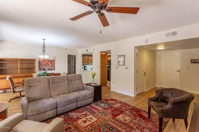 10330 W Thunderbird Boulevard A125, Sun City, AZ 85351 (MLS #6035299) :: Devor Real Estate Associates