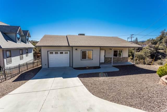 4701 E Robin Drive, Prescott, AZ 86301 (MLS #6035340) :: The W Group