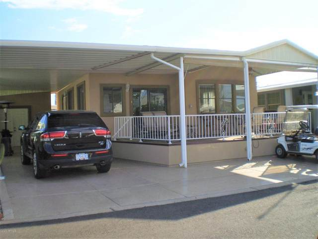 17200 W Bell Road #391, Surprise, AZ 85374 (MLS #6035341) :: The W Group
