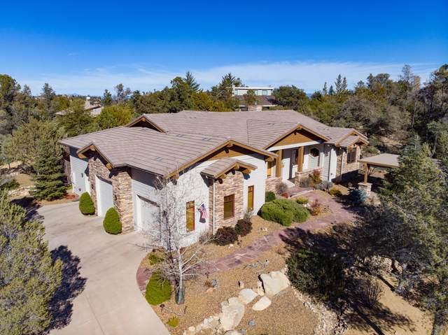 2074 Rustic Timbers Lane, Prescott, AZ 86303 (MLS #6035342) :: The W Group