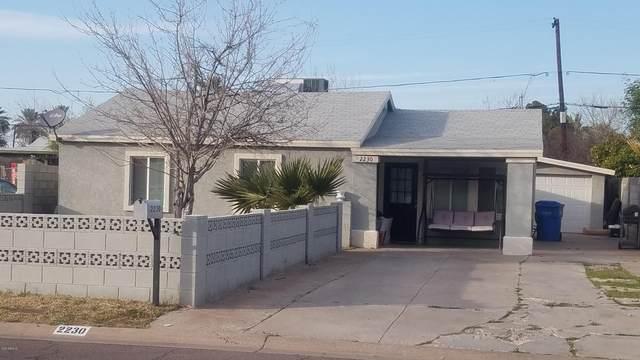2230 E Harvard Street, Phoenix, AZ 85006 (MLS #6035351) :: Devor Real Estate Associates