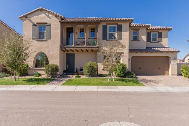 890 W Grand Canyon Drive, Chandler, AZ 85248 (MLS #6035376) :: CC & Co. Real Estate Team