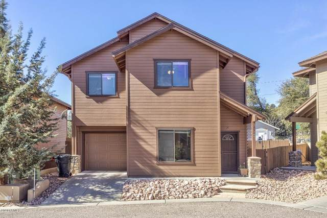 308 W Frontier Street #2, Payson, AZ 85541 (MLS #6035385) :: Riddle Realty Group - Keller Williams Arizona Realty
