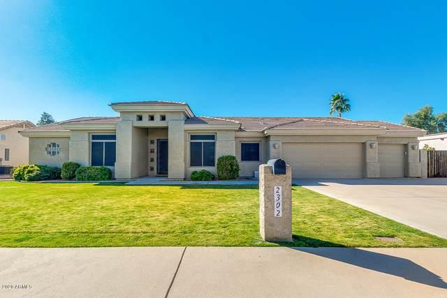 2302 N 63RD Place, Mesa, AZ 85215 (MLS #6035397) :: The Property Partners at eXp Realty