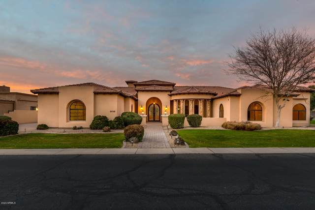 2838 E Locust Drive, Chandler, AZ 85286 (MLS #6035402) :: Riddle Realty Group - Keller Williams Arizona Realty